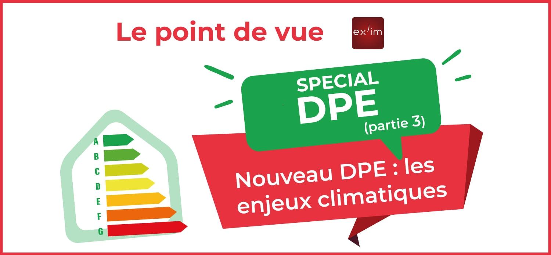 Un nouveau DPE pour mieux prendre en compte les enjeux climatiques