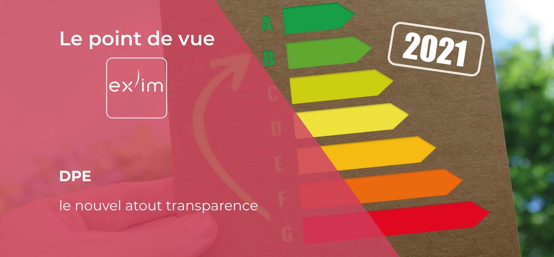 DPE, le nouvel atout transparence